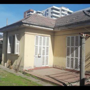 Casa Villa Macul, gran terreno