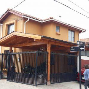 Casa Maipu, Villa el Abrazo